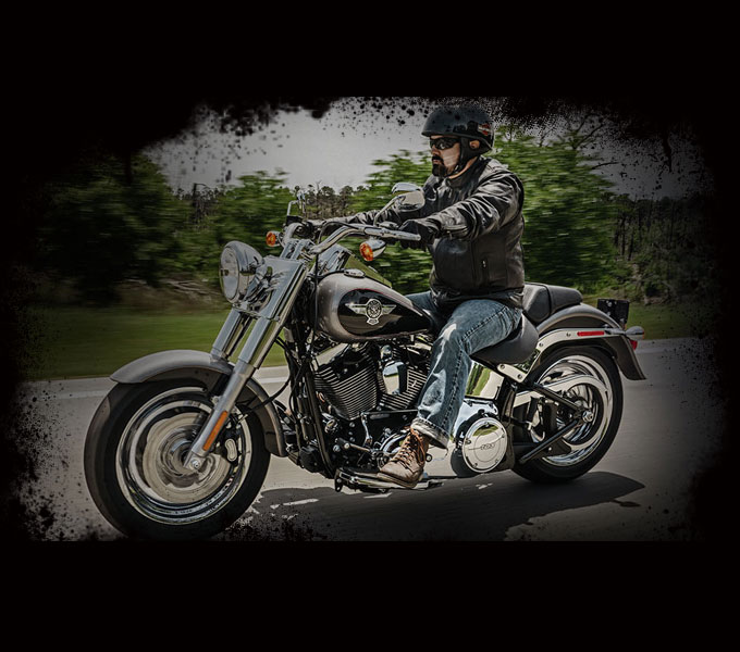 CARACTERISTICAS PRINCIPALES FAT BOY® – Harley-Davidson® Toluca